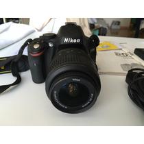 Nikon D5100 Excelente Estado! Comprada En Eeuu