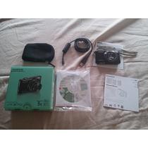 Camara Digital Fujifilm Jx370 + 14mp + 4gb Sd + Funda + Caja