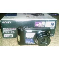 Sony Cyber-shot Dsc-h55 14.1 Megapixeles Impecable Poco Uso!