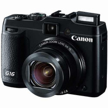 Canon G16 + Memoria 8gb + Tripode + 1 Año De Garantia !!