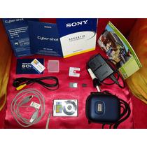 Camara Digital Sony Dsc-w35 Cyber-shot Compacta