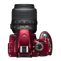 Nikon D3200 24mp Kit 18-55mm+ 32 Gb +bolso