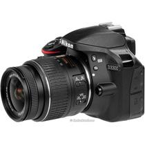 Rosario Camara Digital Reflex Nikon D3300 Kit 18-55 Gtia