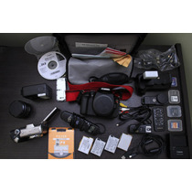 Oportunidad! Canon T3i + Grip + 4 Sd + Bolso + Flash Y Más!