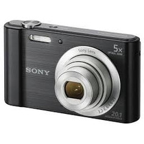 Sony W800 + Memo 8gb + Funda + Tripode + 1 Año De Gtia! W730