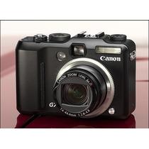 Canon G7 - Cámara Profesional Semi Reflex - Semi Nueva -