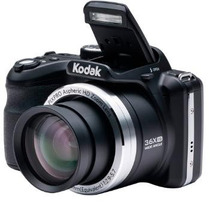 Camara Kodak Az362 16mp X36 Zoom+memoria 8gb+funda+full Hd