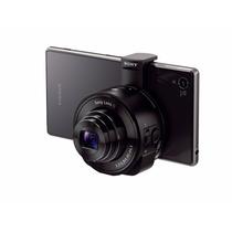 Camara Para Celular Sony Qx10 Cybershot 18.2mp 10x Wifi Gtia