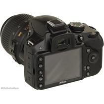 Cámara Digital Reflex Nikon D3200 Kit-18-55 Vr Nuevas Gtia!!