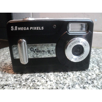 Camara Fotografica Digital Werlisa Slim 50 Pro 5.0 Reparar