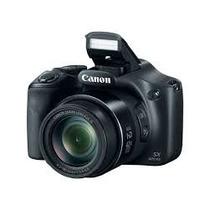Canon Sx520 Hs + Bolso + Memo 8gb + Tripode + 1 Año Gtia!