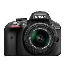 Nikon D3300 18-55 Vrii + Memoria 16gb Clase 10 + Garantia