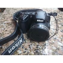 Nikon Colplix L810 + Estuche