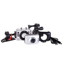 Camara Digital Hd Sumergible Action Cams Dvr783hd Vivitar