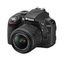Nikon D3300 Kit 18-55 + Memoria 16gb + Bolso. Mar Del Plata