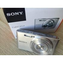 Camara Sony W830 20.1 Mp New!