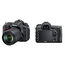 Nikon D7200+24 Megapixel+nikon+profesional+gtía 6 Meses!!!!!
