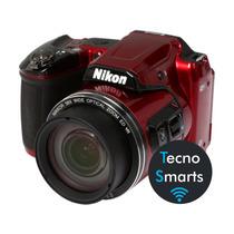 Camara Nikon Coolpix L840 16 Mp Zoom 38x Gtia Escrita