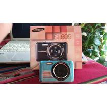 Cámara Fotográfica Samsung Sl605 Impecable..