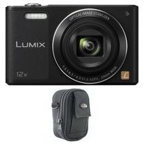 Camara Digital Lumix Dmc-sz10 16mp + Funda Exotec - La Plata