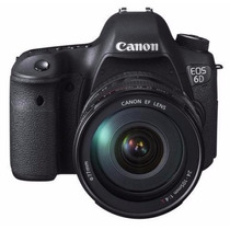 Camara Canon Eos 6d Kit 24-105mm