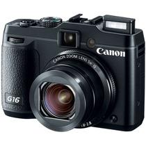 Camara Canon Powershot G16 Full Hd Raw - Nueva En Caja !!