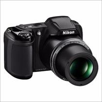 Nikon L340, Camara Semi Reflex, Oferta_1
