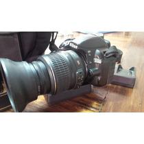 Nikon Reflex D3100 18-55mm Vr, Memoria 4gb - Bolso Usa Gear