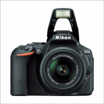Nikon D5500 Kit 18-55mm, Camara Reflex, Oferta Consultar_1