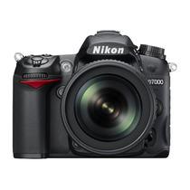 Nikon D7000 Kit 18-200 2 Sd De 16 Gb 18-200 3,5/5,6