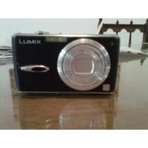 Camara Panasonic Fx-01 Compacta Con Zoom Optico Y Digital