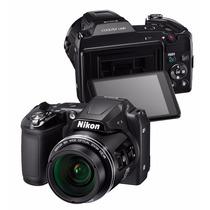 Cámara Digital Nikon L840 16mp 36x Zoom Optico Wifi!!