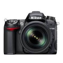 Nikon D7000 Lente 18-105mm Vr 16mpx, Full Hd, Iso Tucuman
