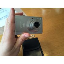 Cámara De Fotos Canon Ixy 10 Megapixels