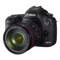 Canon 5d Mark Iii 24-105 - 22,3 Mpx - Hdmi - Full Hd Oferta