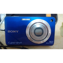 Camara Sony Ciber Shot 14.1 Mp Completa - 20
