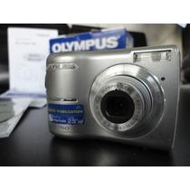 Maquina Digital Olympus X-760 Con Memoria Xd 1 Gb