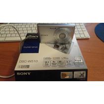 Cámara Digital Sony Dsc-w510 12.1 Mpx