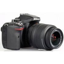 Nikon D5200 24.1mp Reflex Kit 18-55mm Vr Full Hd Lcd 3
