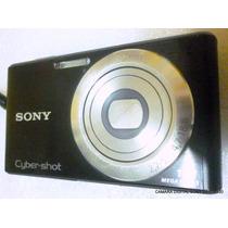 Camara Sony Dsc-w530 Usada Con Cargador Funcionando Rosario
