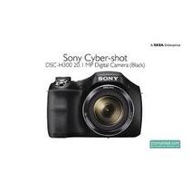 Camara Semiprofesional Sony H300