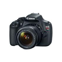 Camara Reflex Profesional Canon Eos Rebel T5 1200d 18-55
