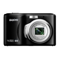 Camara Digital Sanyo 14 Mpx 8x Zoom Optico Vpc-s1422 Hd