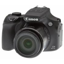 Canon Powershot Sx60hs 16mp 65x Full Hd. Wifi. Local Gtia!!