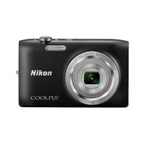 Nikon S2800 20mp Zoom 5x + Funda + Lector + Trípode+ Mem 8gb