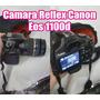 Camara Reflex Canon 1100d 2 Lent :tamron 17-50+18-55 Permuto