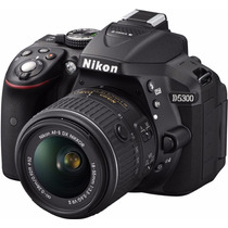 Nikon D5300 Nueva Con Garantia Tenela Hoy !!!