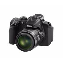 Nikon Coolpix P520 18.1 Mp 42x Zoom Len Full Hd Gps Wi Fi