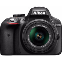 Nikon D3300 Kit 18-55 Mm Vr Full Hd