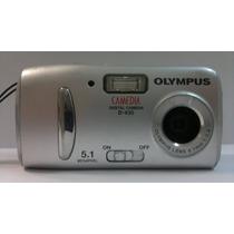 Camara Digital Olympus D435 Para Repuestos No Funciona D-435